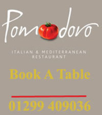 Situated in a historic building in Bewdley High Street.